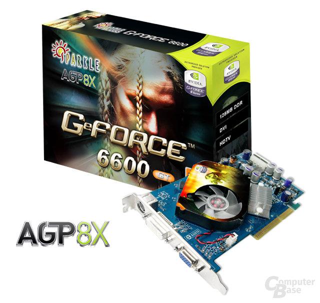 Sparkle GeForce 6600 GT