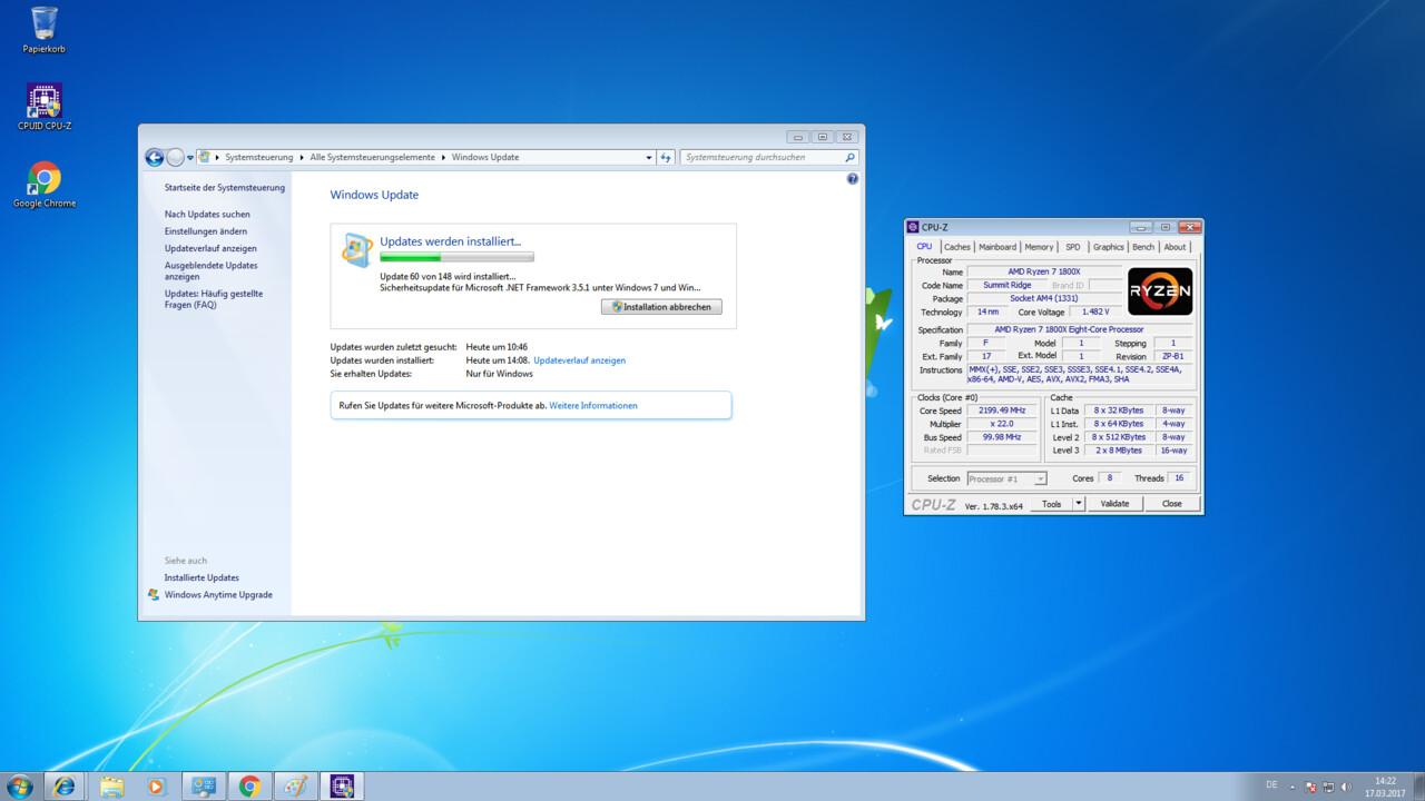 Microsoft: Windows 7 erhält doch noch ein kostenloses Update