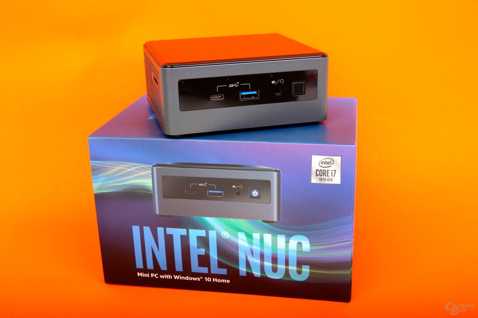 Intel NUC10 im Test
