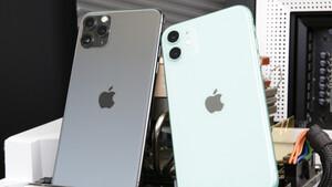 Quartalszahlen: Das iPhone 11 ist für Apple ein Riesenerfolg