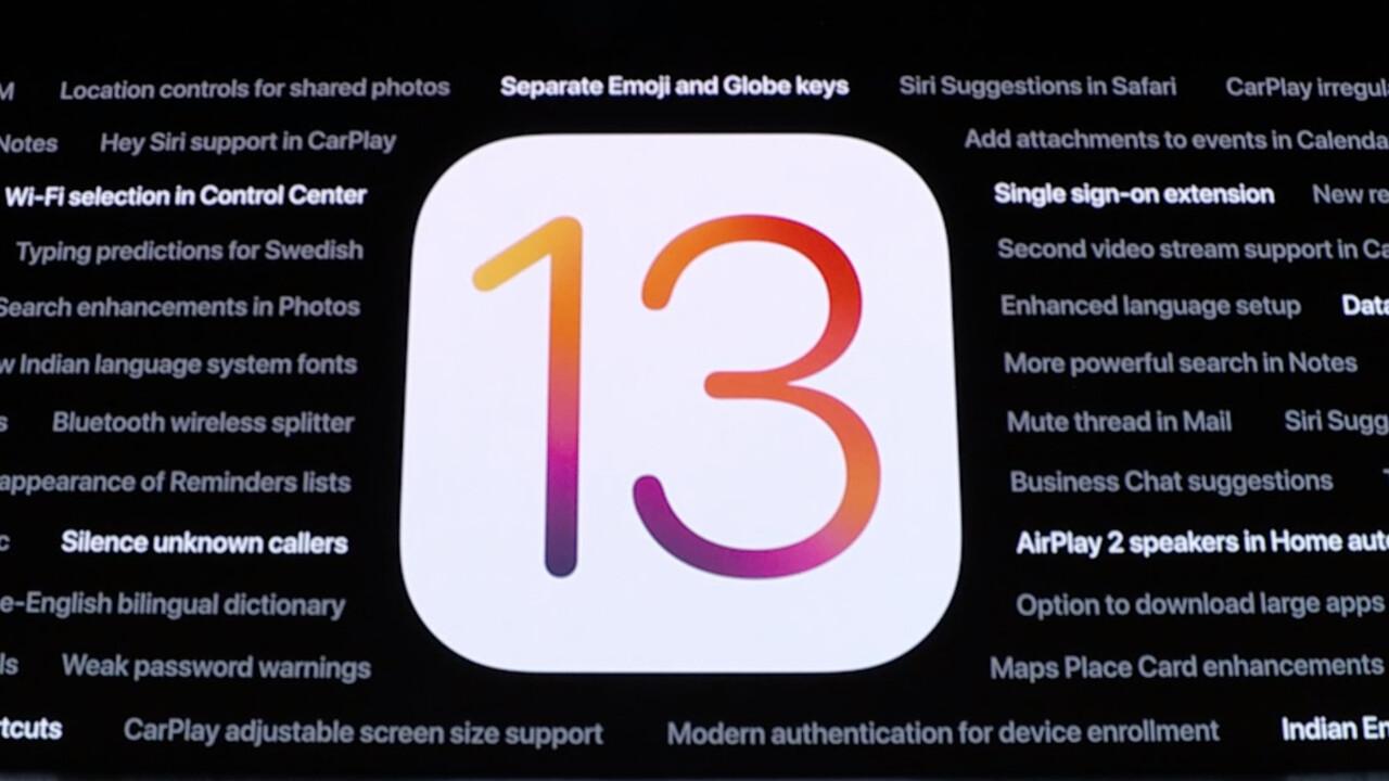 iOS/iPadOS 13.3.1: Apple bessert bei Sicherheit und Datenschutz nach