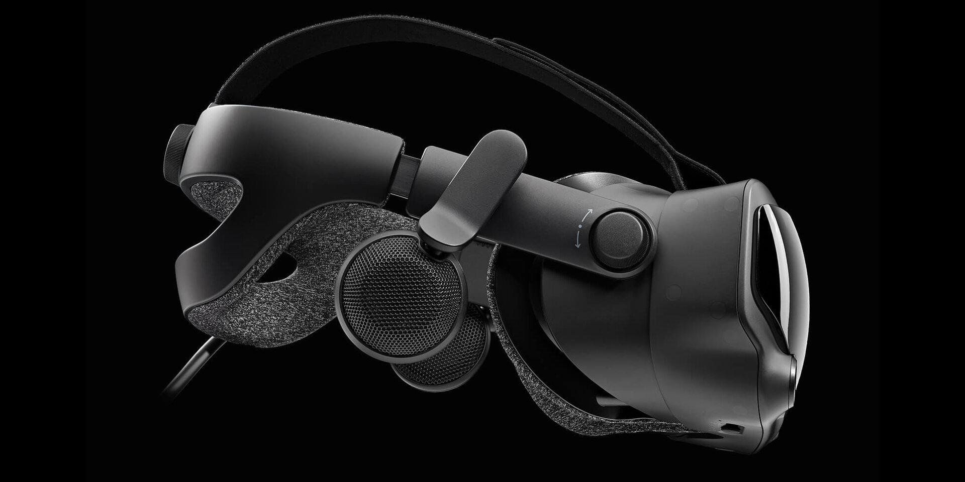 Das Head Mounted Device (HDM) der Valve Index