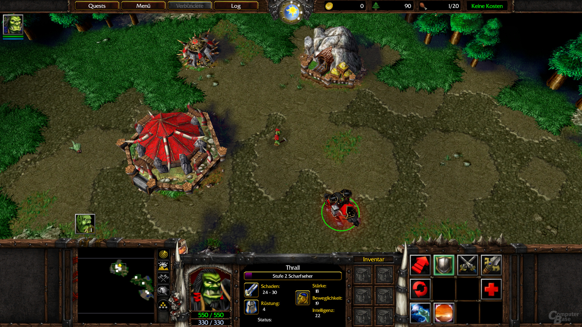 Warcraft 3: Original