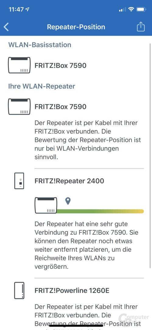 AVM Fritz!App WLAN