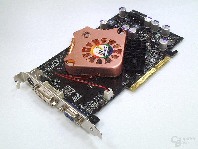 Inno3D GeForce 6600 GT AGP