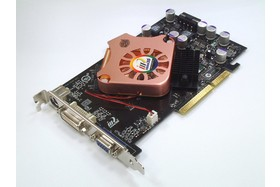 Inno3D GeForce 6600 GT AGP