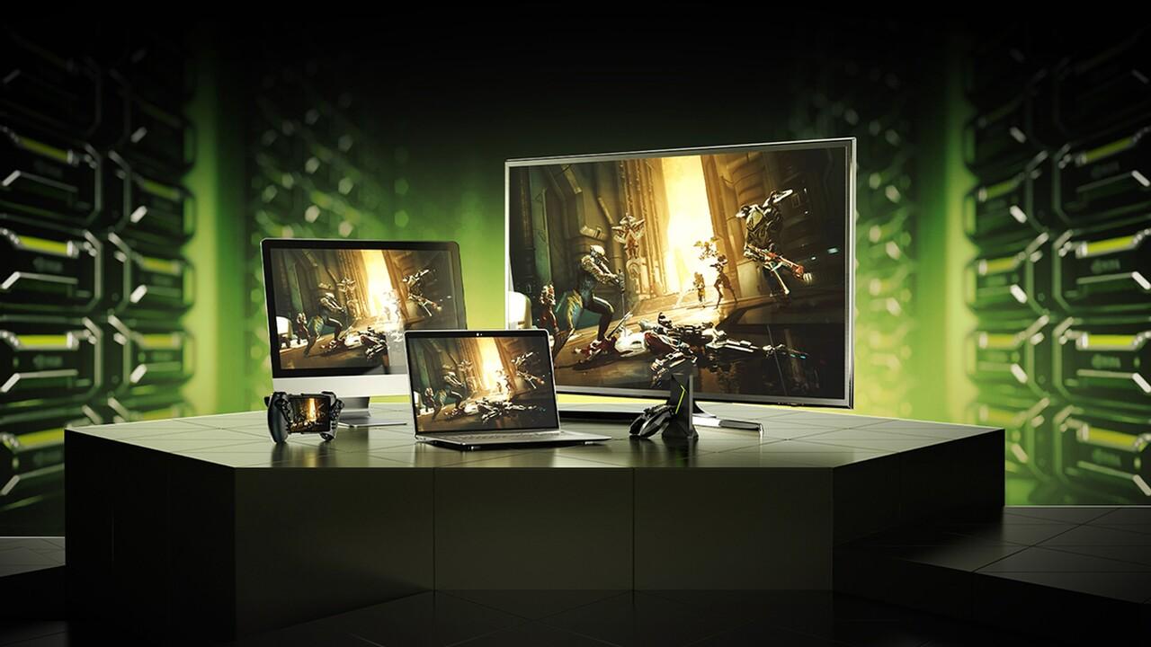 Cloud-Gaming: Nvidia GeForce Now verlässt Beta und ist für alle verfügbar
