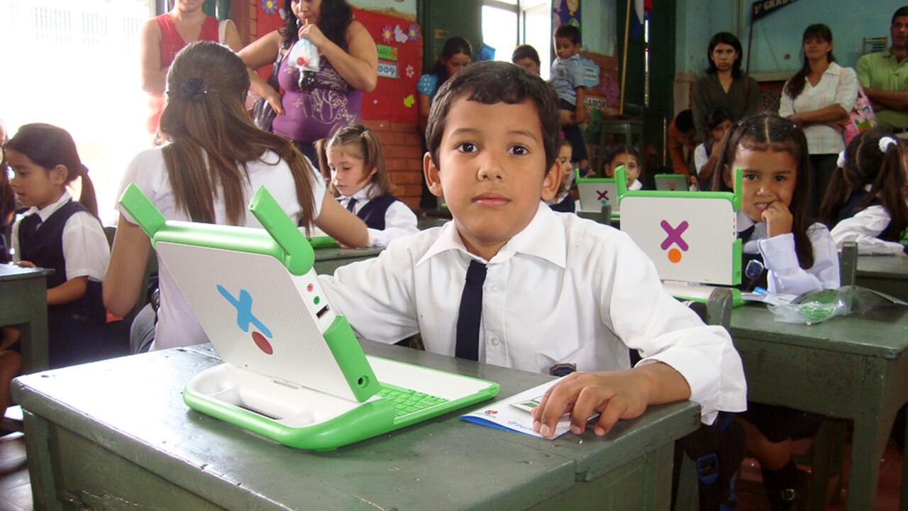 OLPC OS 13.2.11: Fedora-Distribution für Entwicklungsländer