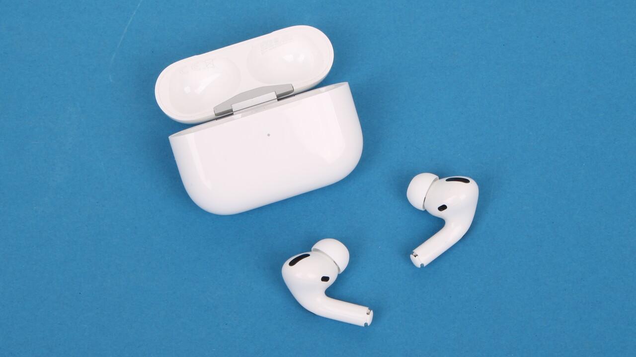 Apple AirPods Pro im Test: Kabellose In-Ears mit ANC brillieren am iPhone