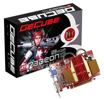 GeCube X700 Pro SilenCool