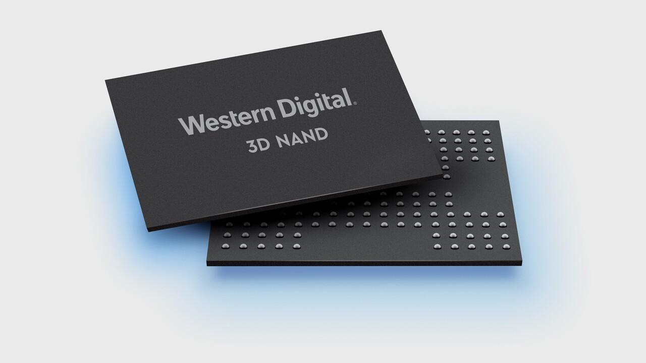 Western Digital: BiCS5-NAND ist kompakter, günstiger, schneller und fertig
