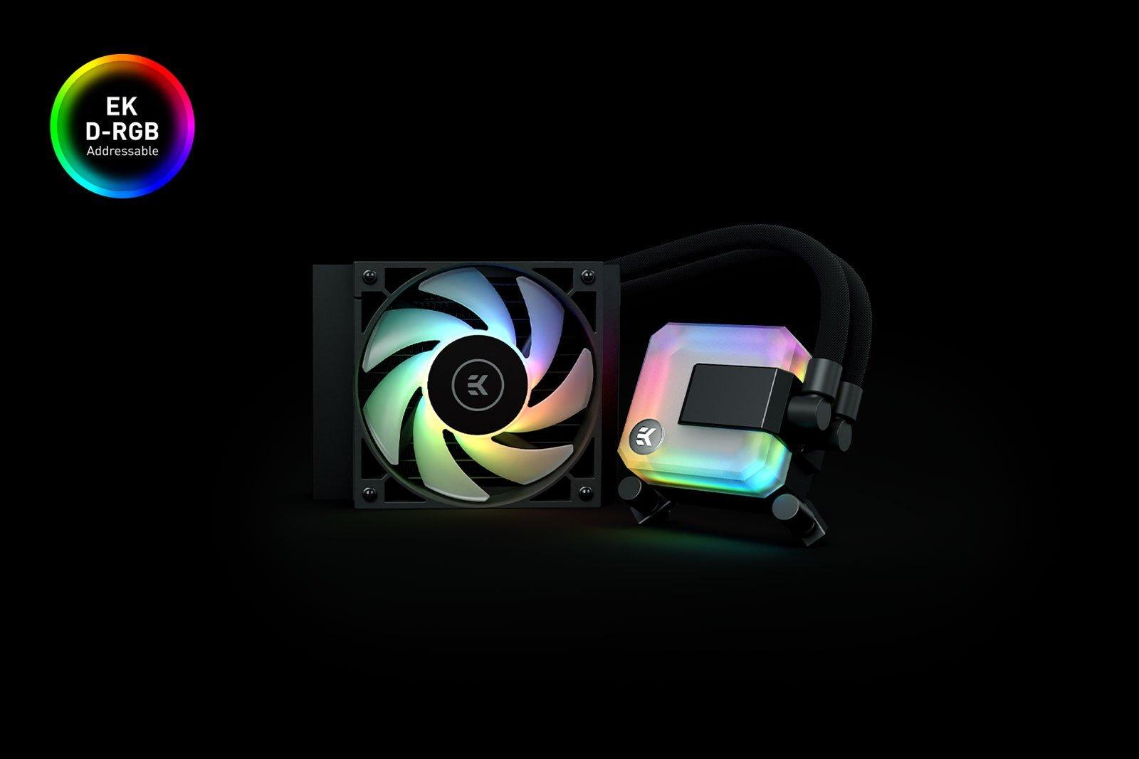 EKWB EK-AIO 120 D-RGB
