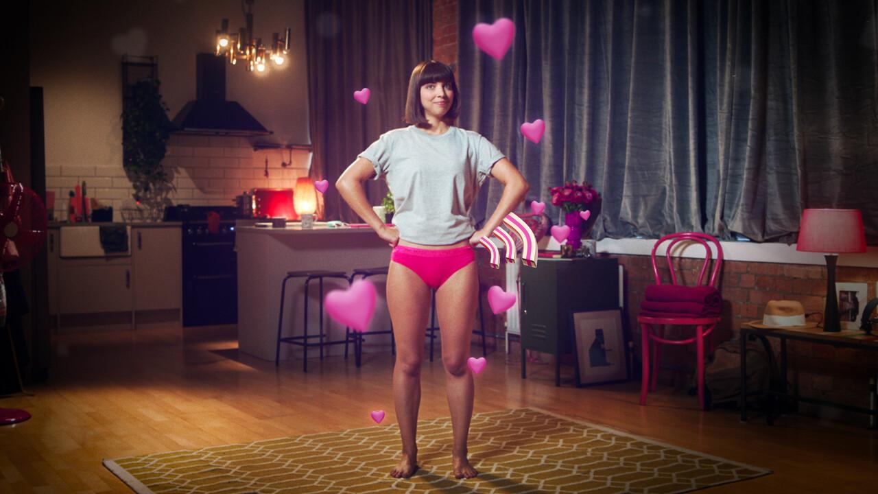 Bluetooth-Unterwäsche: Telekom koppelt zum Valentinstag erneut die Höschen