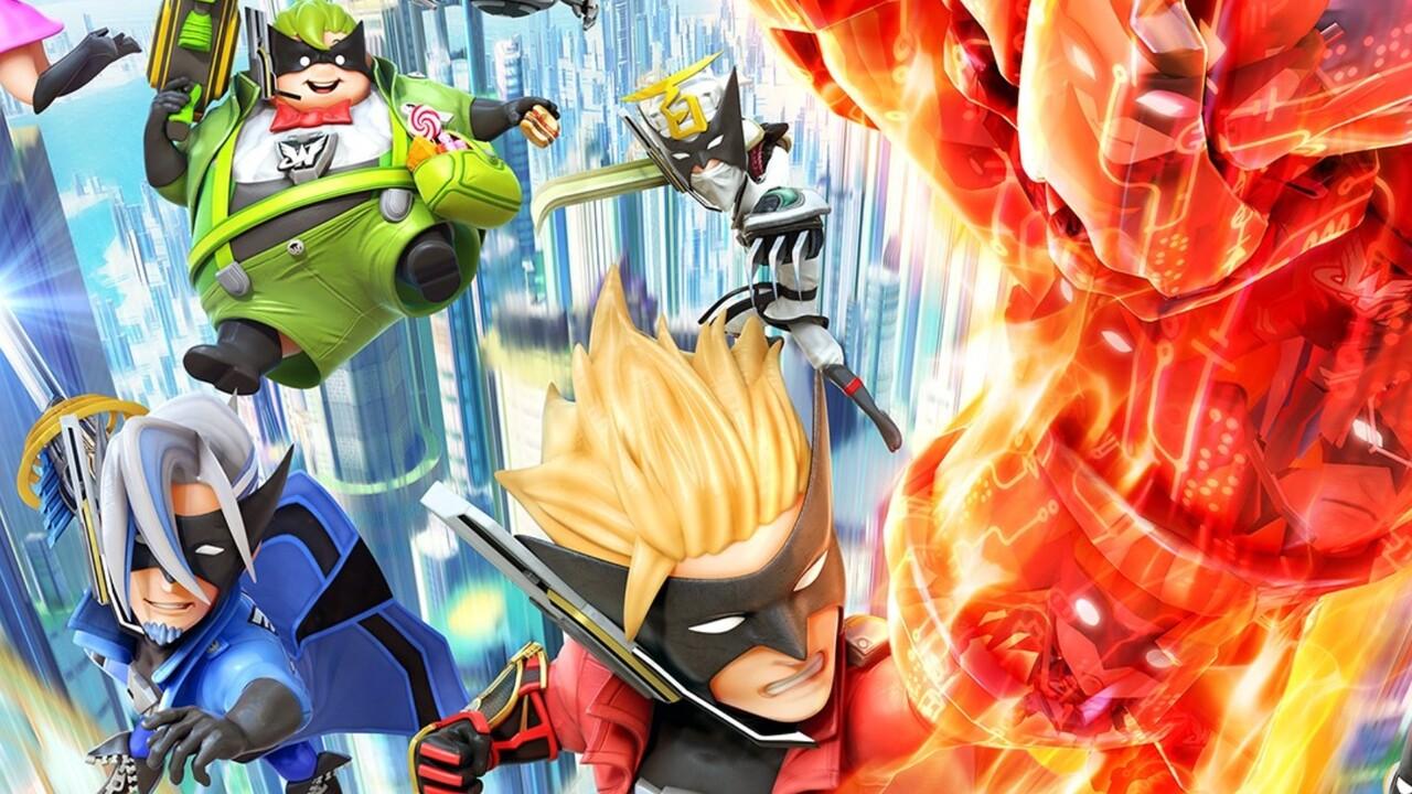 Wonderful 101: Remaster ist für Switch, PC und PS4 finanziert