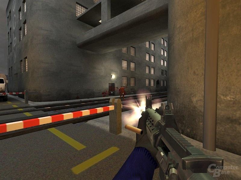 """Urban Terror ist einer der bekanntesten Ego-Shooter der """"Open Source""""-Community und an Counter Strike angelehnt"""