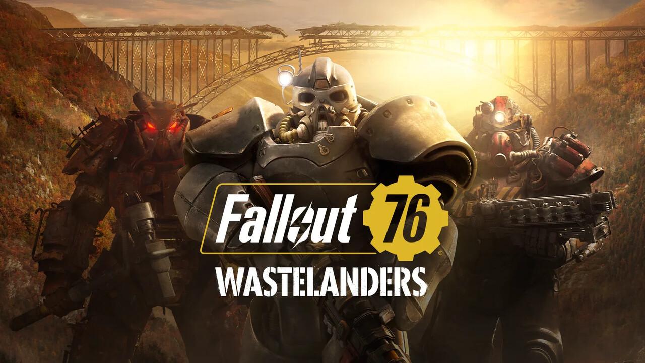 Fallout 76: Wastelanders: Postapokalypse geht am 7. April in die nächste Runde