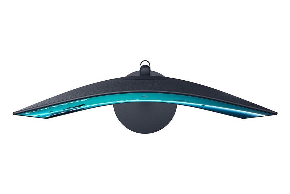 Samsung Curved T55: Weitere Monitore mit starker 1000R-Krümmung