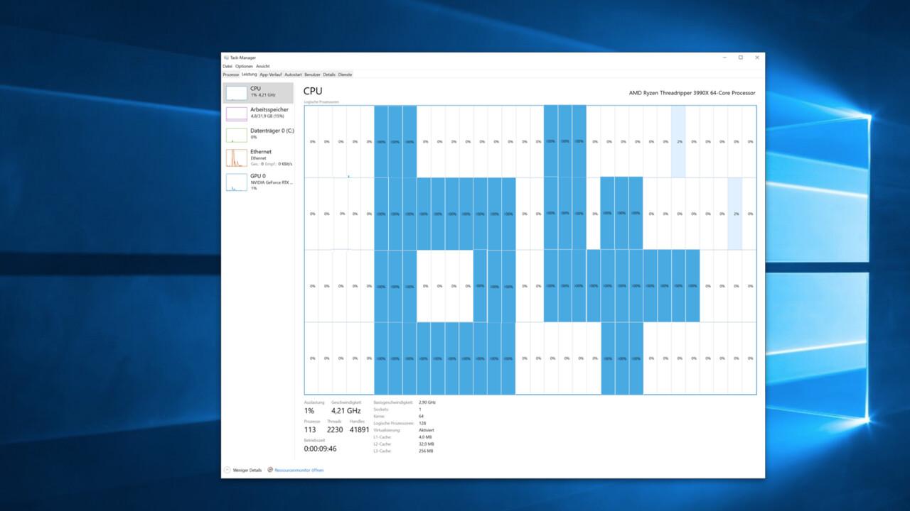 Wochenrück- und Ausblick: 64 Zen-2-Kerne, AVM Fritz!Box und PCI Express 4.0 im Test