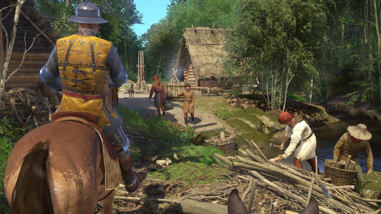 Gratisspiel: Epic Games verschenkt Kingdom Come Deliverance