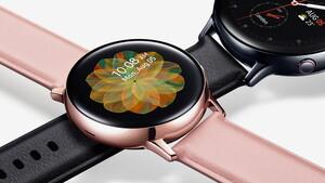 Galaxy Watch Active 2: Samsung bietet günstigeres LTE-Modell aus Aluminium an