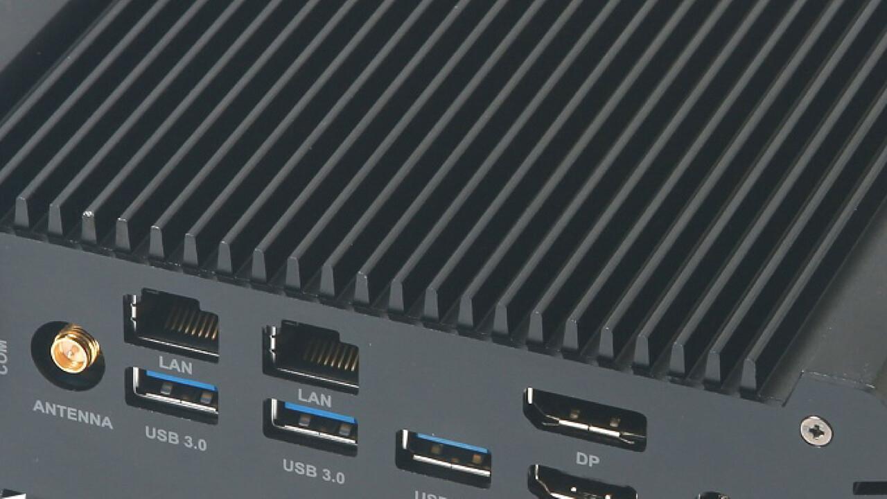 Zbox Pro CA622 nano: Zotac verbaut nun auch AMD Ryzen Embedded