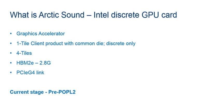 Auszüge aus einer internen Intel-Präsentation von Anfang 2019
