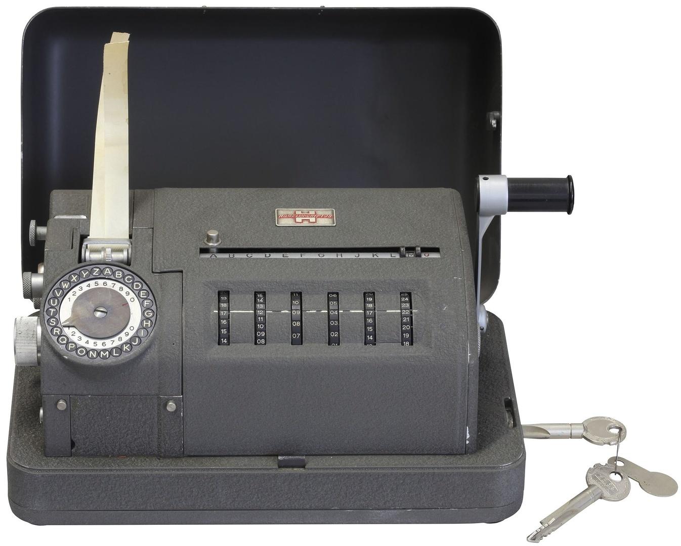 Mit dem manipulierten Chiffriergerät CX-52 konnten BND und CIA Staaten abhören