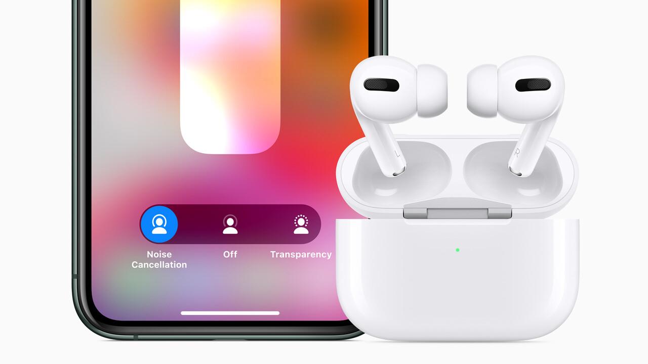 Apple: Fehlerhafte Firmware erlaubt Austausch der AirPods Pro