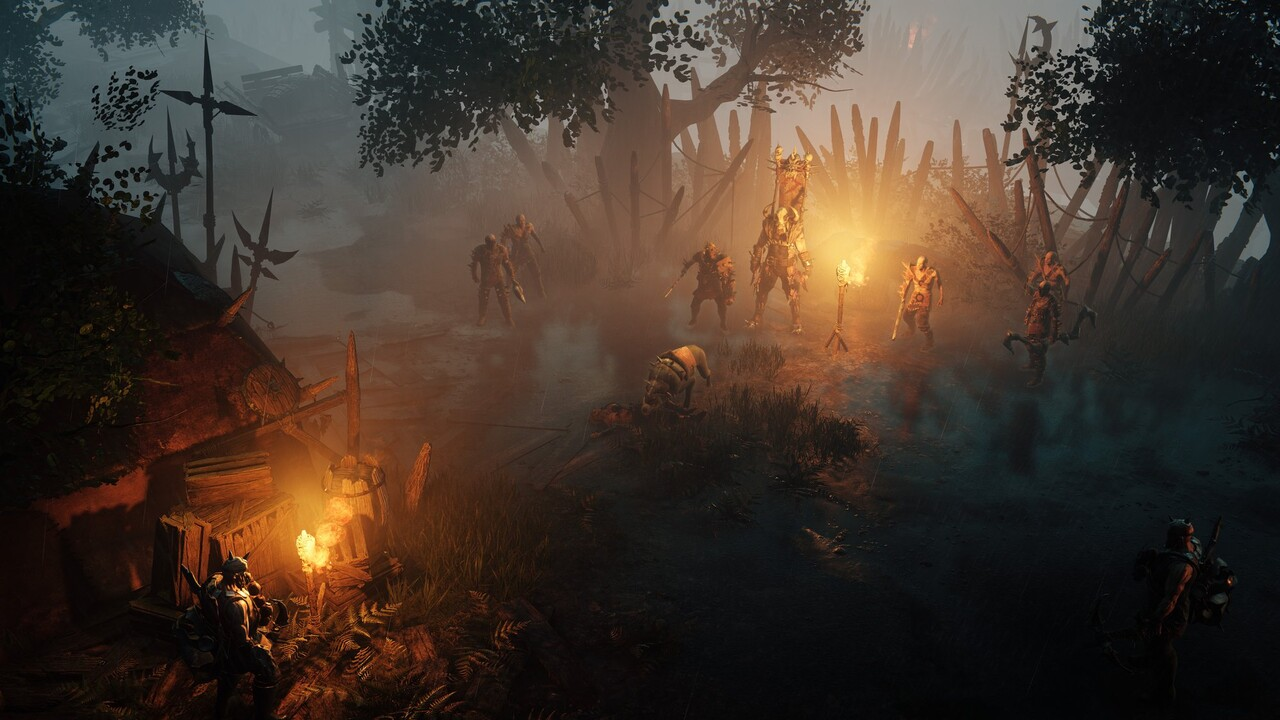 Wolcen: Lords of Mayhem im Test: Diablo-Klon mit schicker Grafik auf Cryengine-Basis
