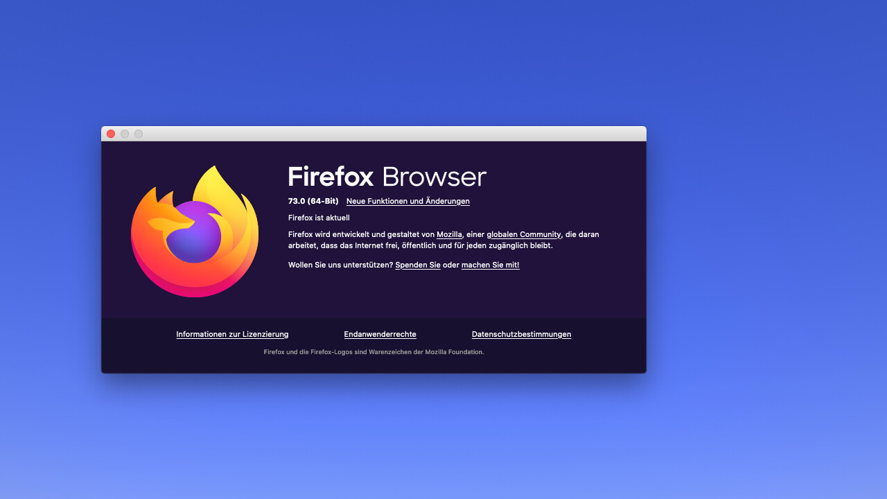 Neue Browser: Globaler Zoom in Firefox 73, Feintuning in Vivaldi 2.11
