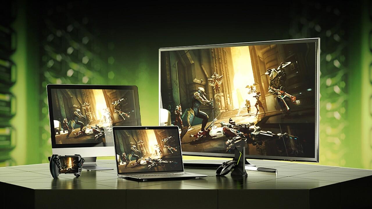 Spiele-Streaming: Nvidia GeForce Now ohne Spiele von Activision Blizzard