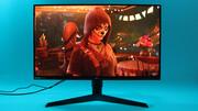LG 27GL850-B im Test: IPS-Monitor mit 1 ms und 144 Hz kämpft mit der Konkurrenz