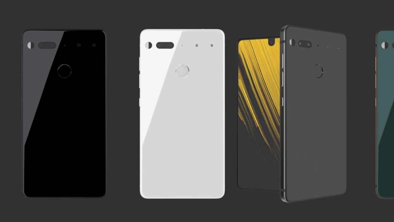 Essential: Smartphone-Firma des Android-Erfinders schließt
