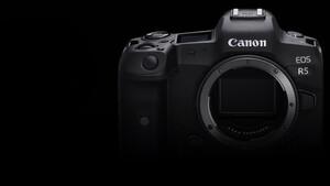 Canon DSLM und DSLR: EOS R5 mit IBIS, EOS 850D mit neuem Autofokus