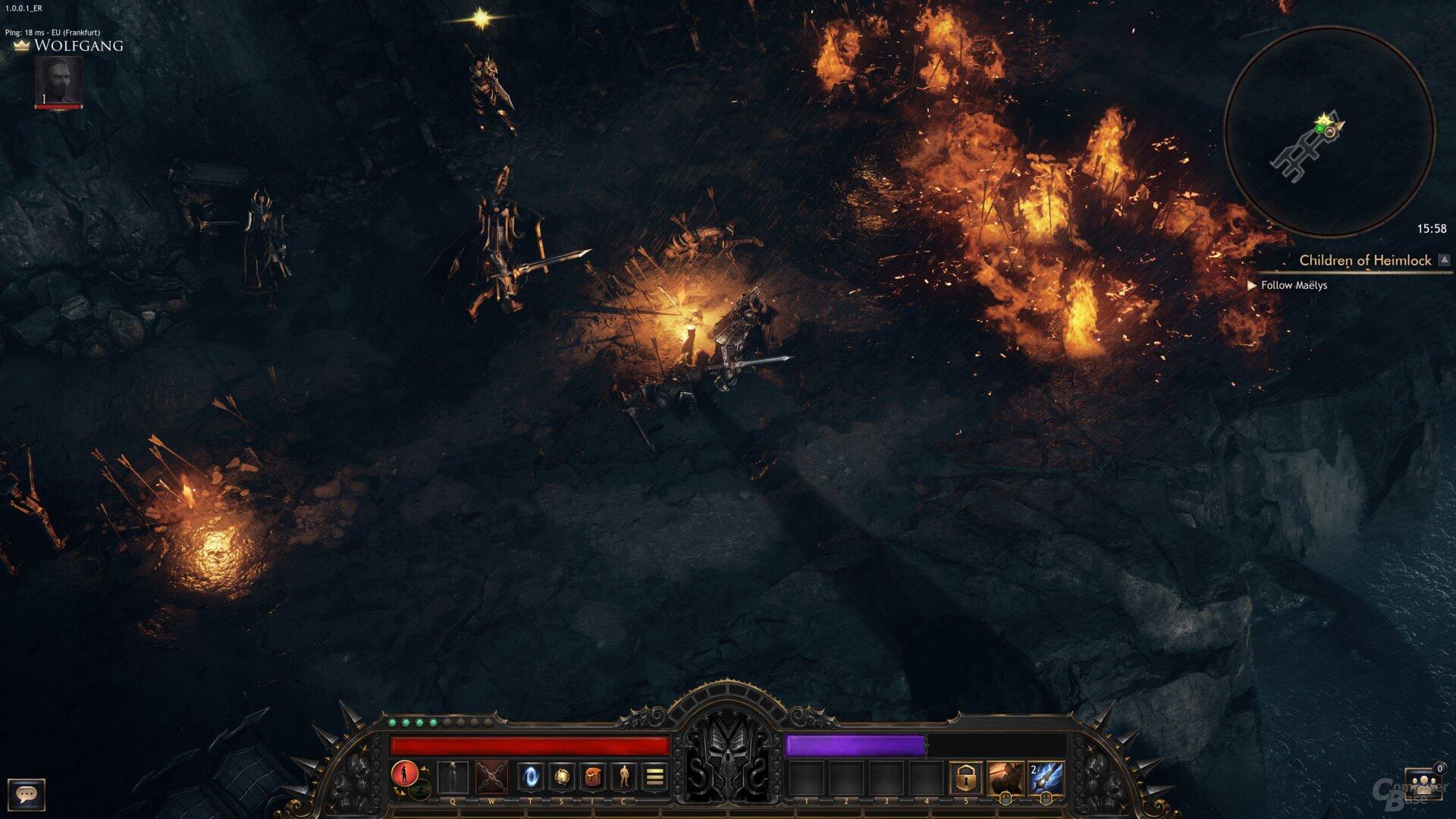 Wolcen: Lords of Mayhem im Technik-Test