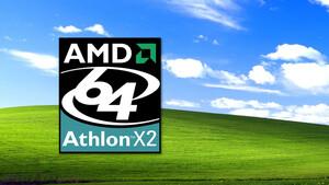 Im Test vor 15 Jahren: Spiele profitierten nicht von Windows XP 64 Bit