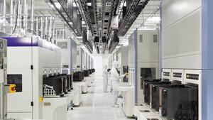 Chip-Fertigung: Fünf Firmen teilen sich 53% der globalen Wafer-Kapazität