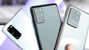Samsung: Galaxy S20(+) zoomt fast nur digital, S20 ohne mmWave