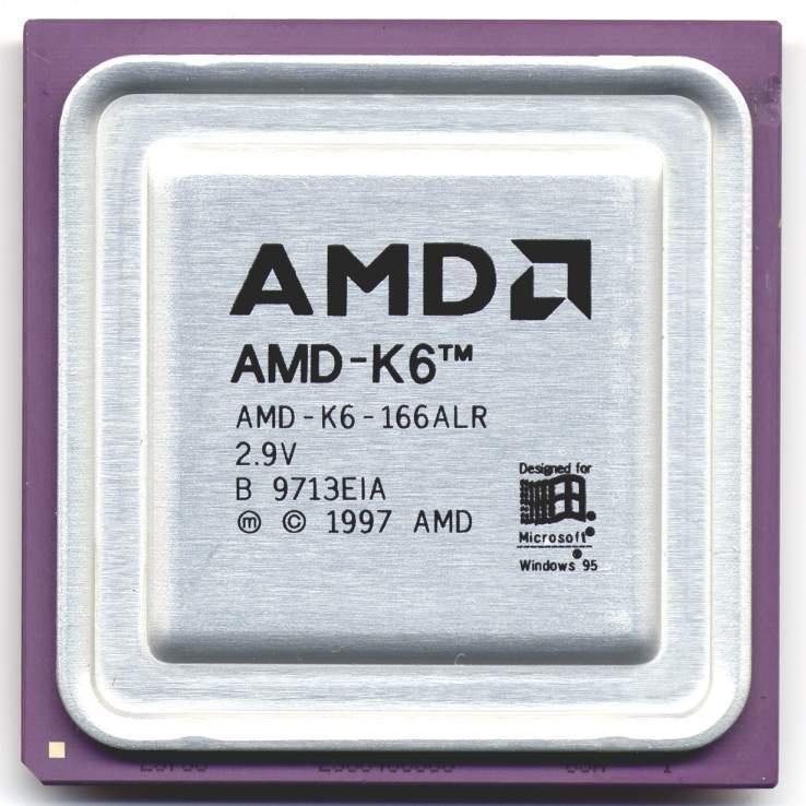 Während der K6 verbreitet und der 6x86MX ein Geheimtipp war, war der Pentium II für Spieler zu teuer