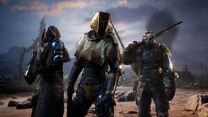 Outriders: Koop-Shooter mischt Gears und Destiny