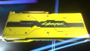 Nvidia: Teaser für GeForce RTX Cyberpunk Limited Edition