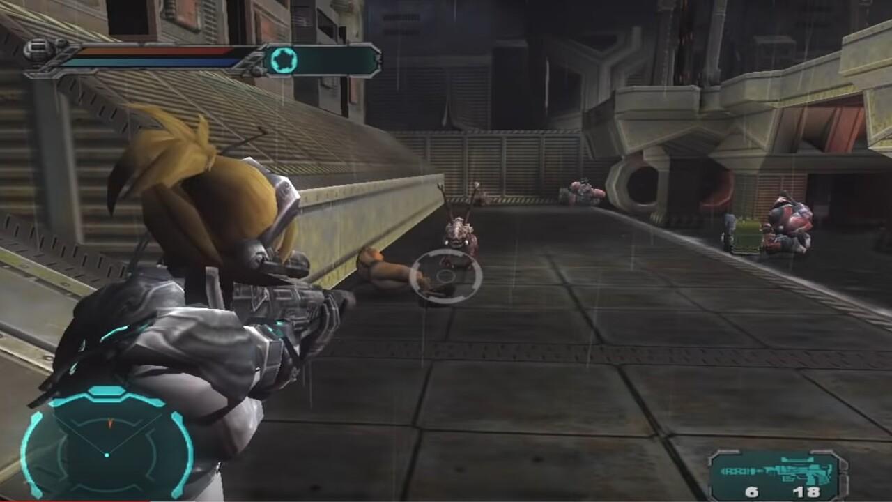 StarCraft: Ghost: DevKit zeigt Gameplay aus eingestelltem Shooter