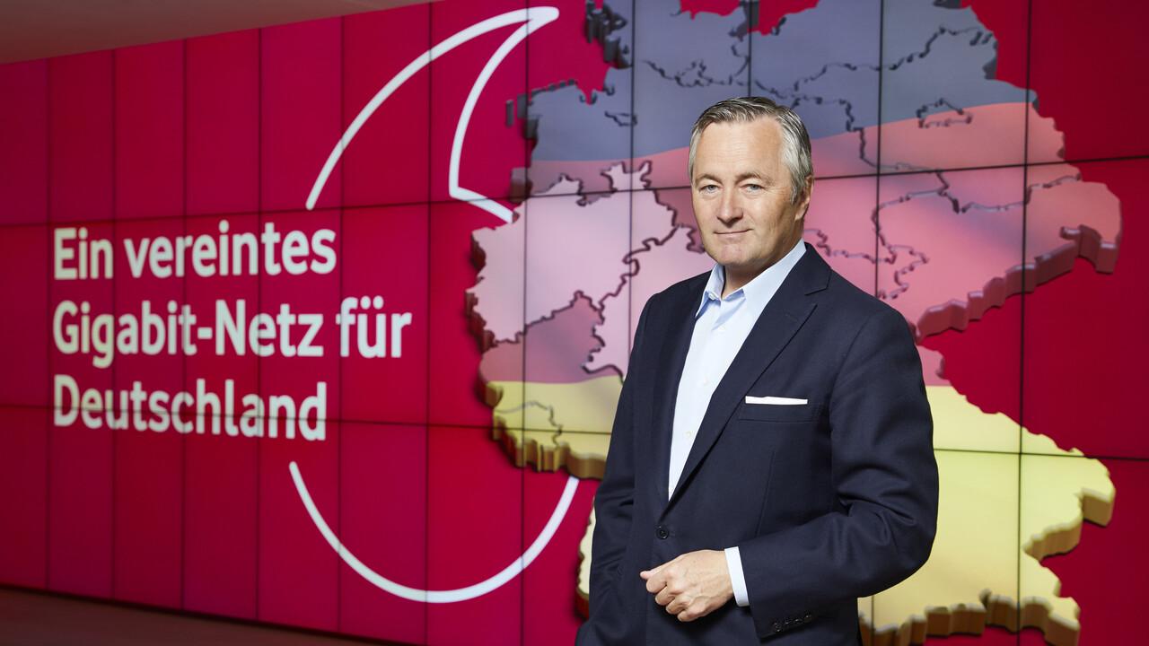 Vodafone: Gigabit-Kabel kostet 40Euro und Unitymedia verschwindet