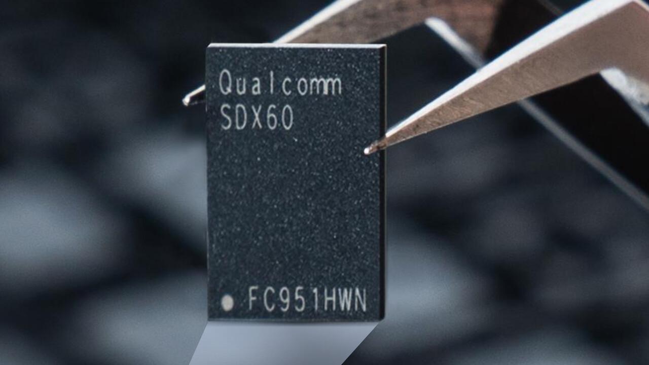 Snapdragon X60: Qualcomms 5-nm-Modem unterstützt 5G-Telefonie