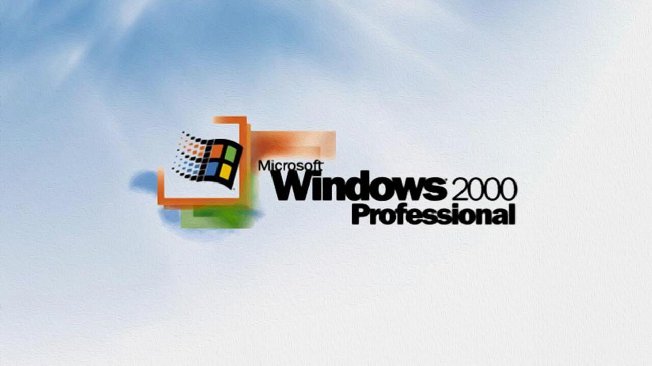 Jubiläum: Windows 2000 erschien heute vor 20 Jahren