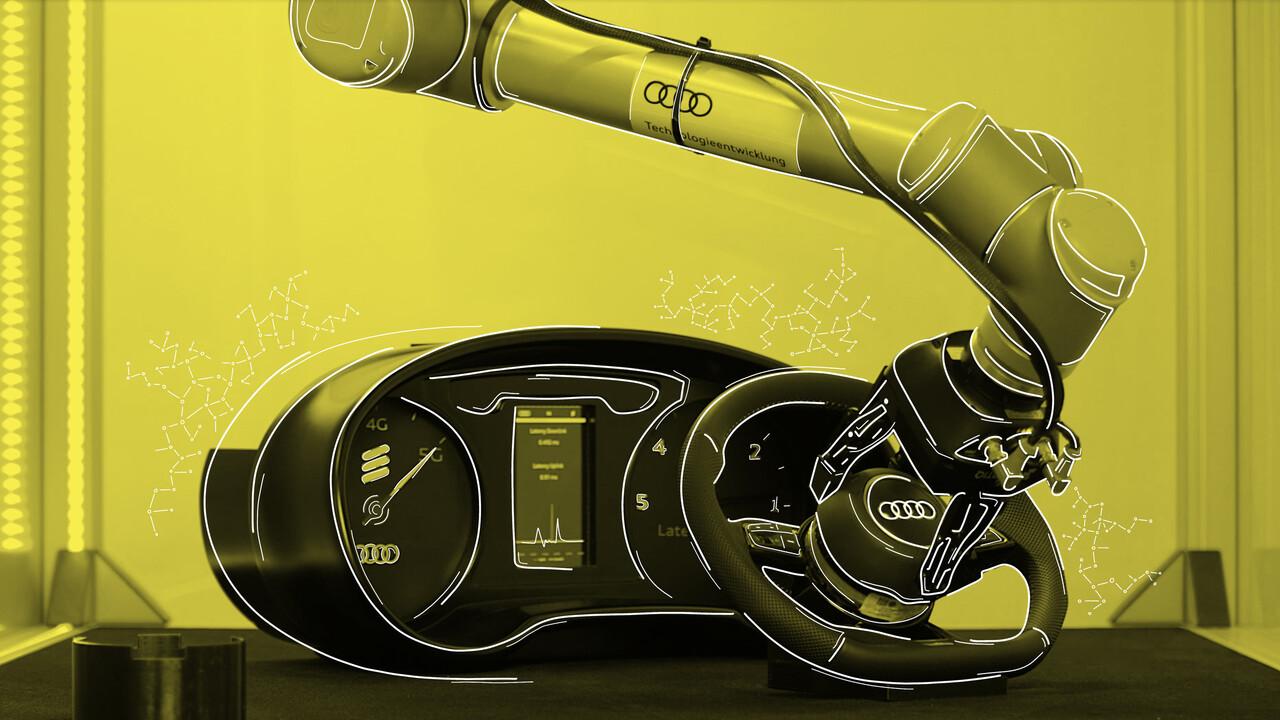 Industrie 4.0: Audi und Ericsson bauen 5G-Produktion aus