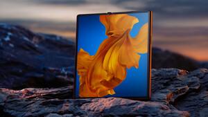 Huawei Mate Xs: Falt-Smartphone erhält Kirin 990 5G und neues Scharnier