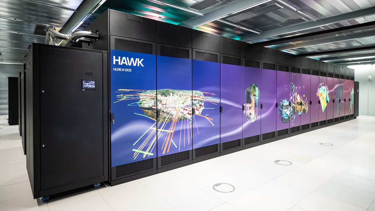 HPE Apollo 9000: Hawk erreicht 26 PetaFLOPS mit AMD Epyc Rome 7742