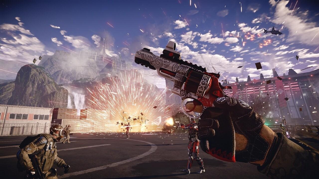 Free-to-Play-Shooter: Warface bringt CryEngine auf die Switch