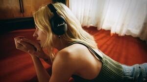 Marshall Monitor II A.N.C.: 30 Stunden Musik mit aktiver Geräuschunterdrückung